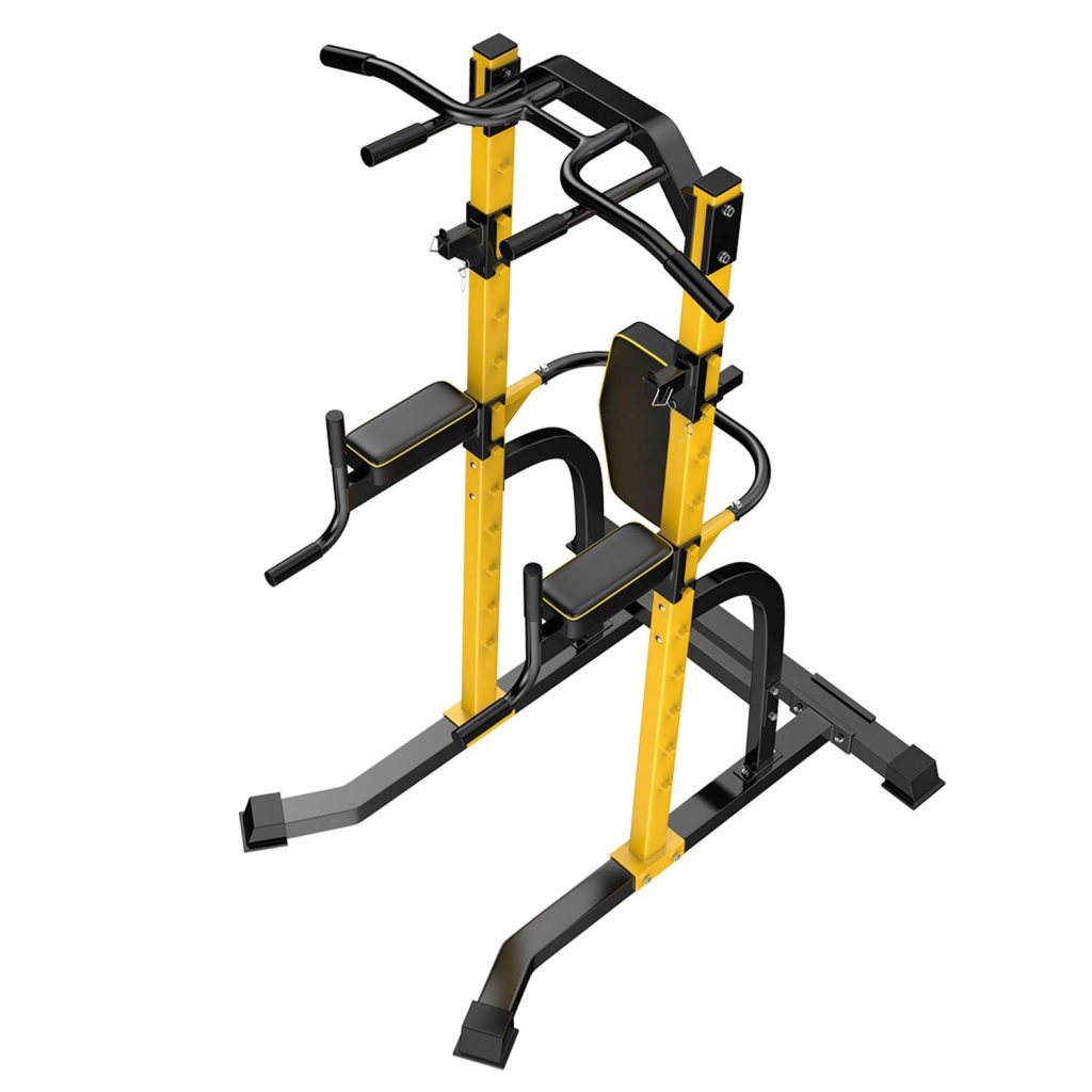 HI-MAT Adjustable Power Tower 3