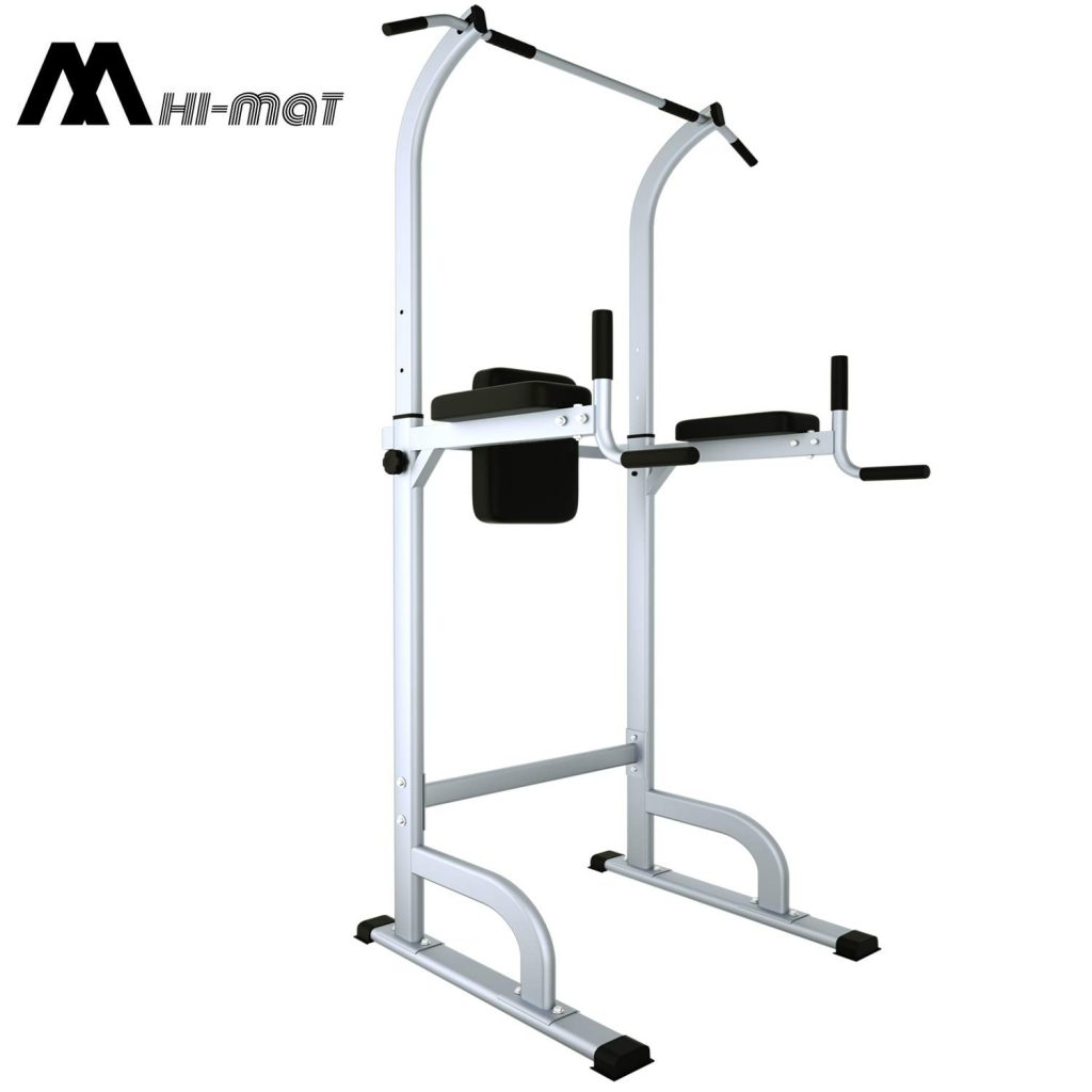HI-MAT Adjustable Power Tower Station