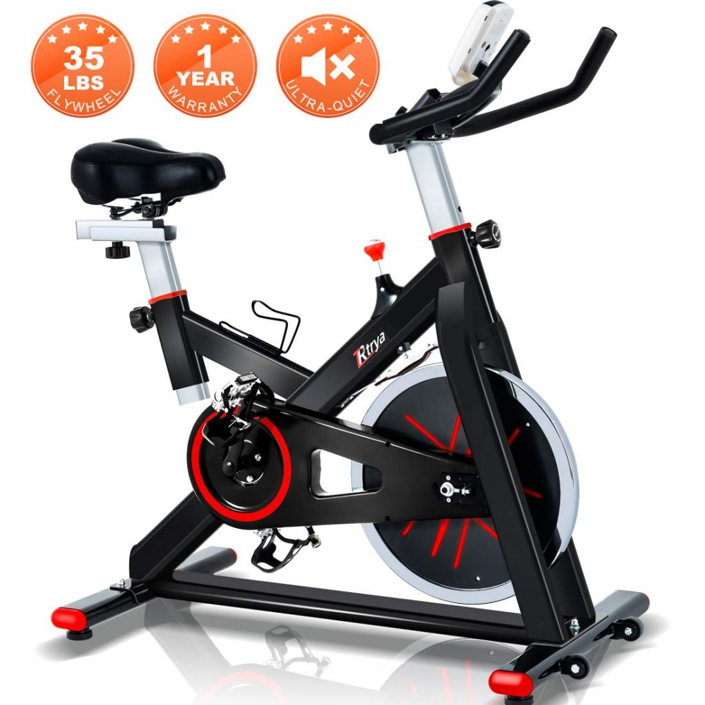 Trya Indoor Stationary Cycling Bike