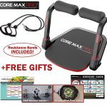 core max pro with resistance bands