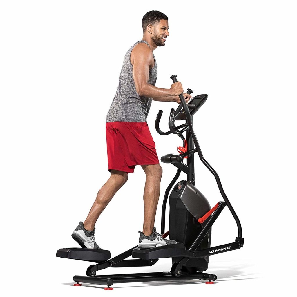 Schwinn 411 Elliptical Machine