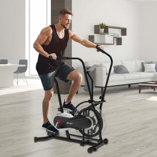 AtivaFit AirBike Fan Bike