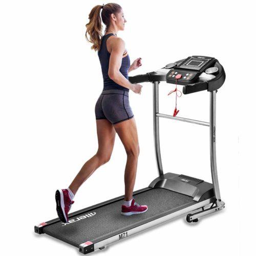 Merax M71 EiioX Folding Treadmill