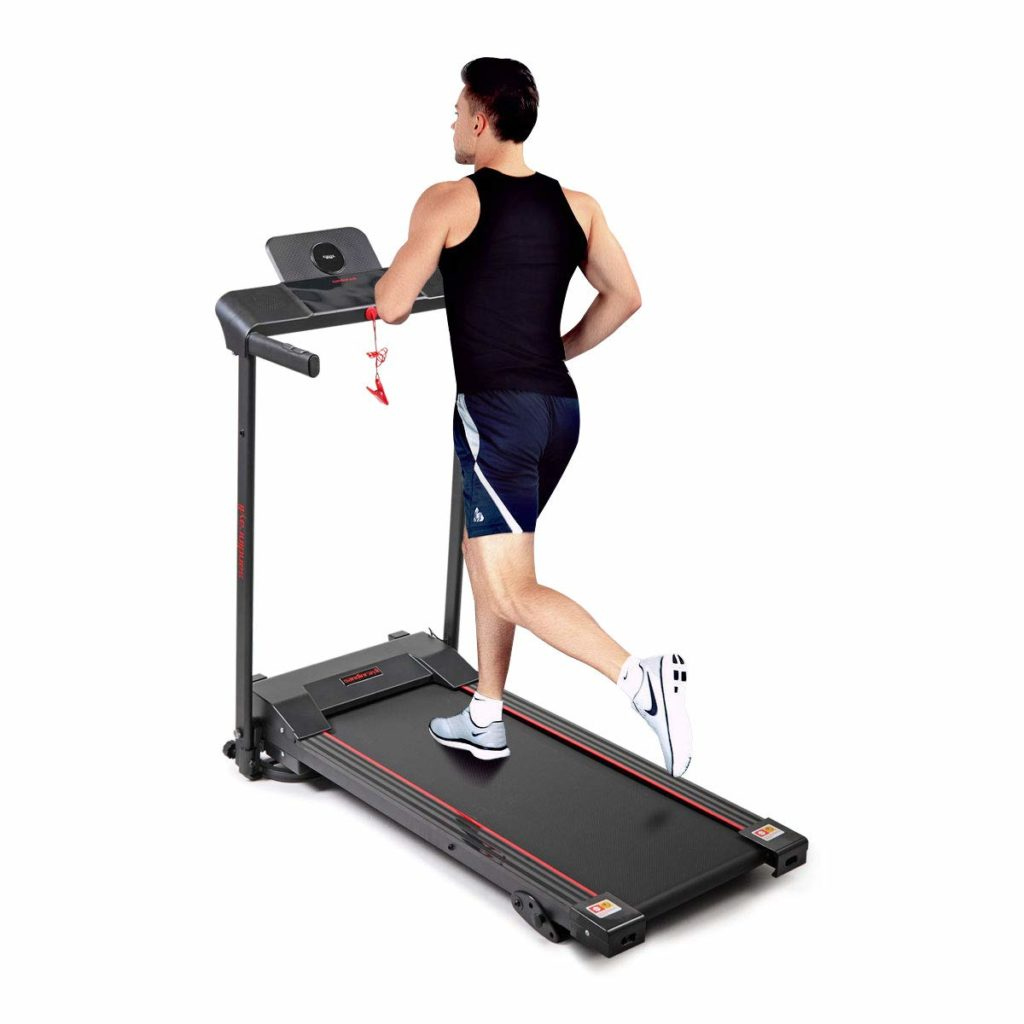 Thegreatshopman Folding Electric Treadmill