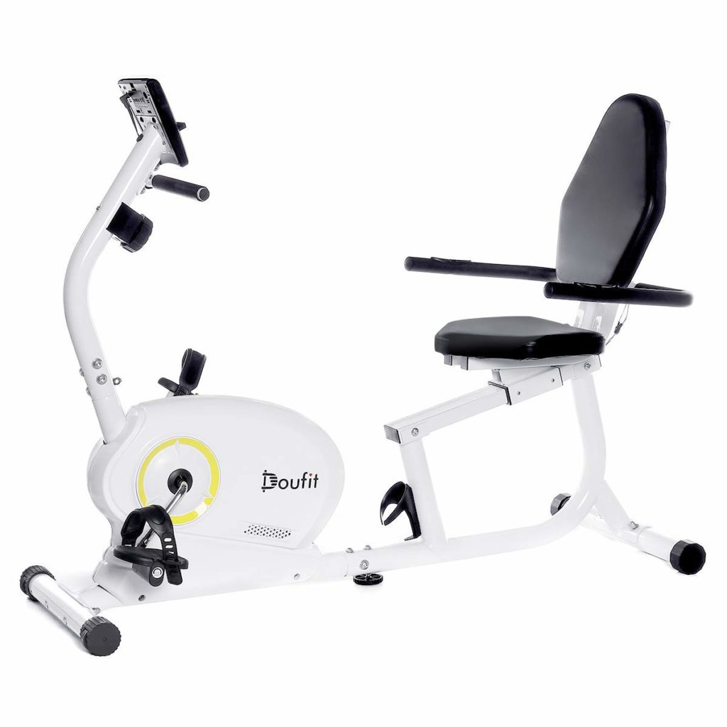 Doufit Recumbent Exercise Bike