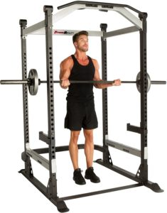 Fitness Reality X-Class Light Commercial Power Cage