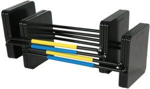 PowerBlock Elite Dumbbells with expansion kit