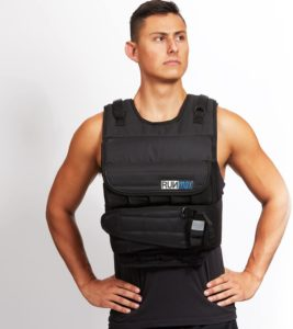 RUNFastMax 12lbs-140lbs Adjustable Weighted Vest