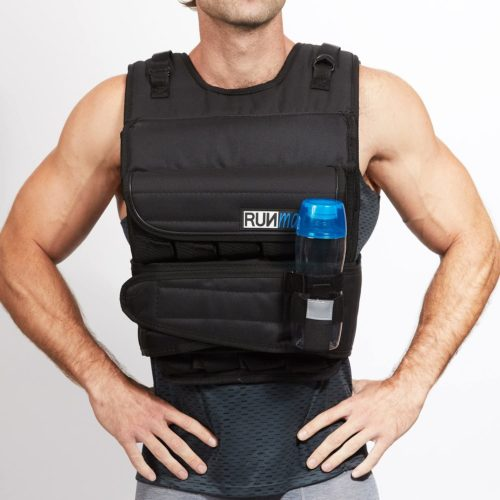 RUNFastMax Adjustable Weighted Vest