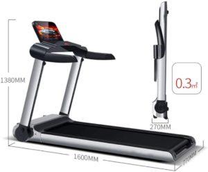 Regrosecity Smart Indoor Treadmill