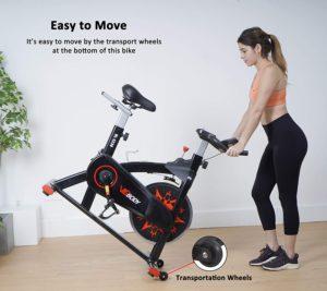 VIGBODY Indoor Exercise Bike
