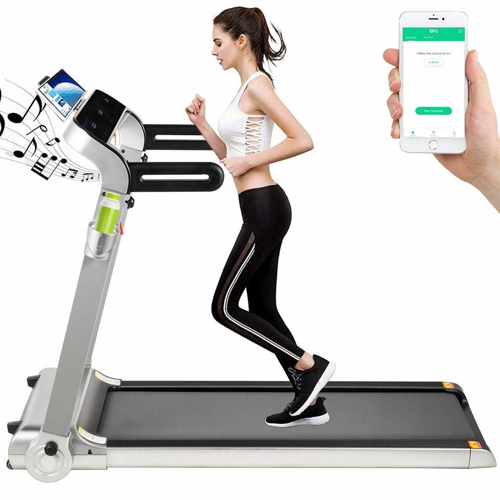 LOVSHARE W1 Smart Treadmill