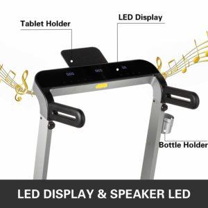 lovshare treadmill LCD Display