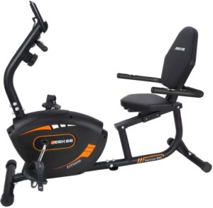 JEEKEE Recumbent Exercise Bike