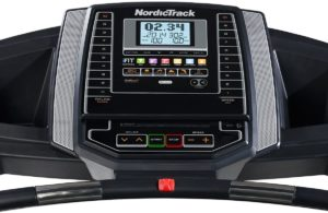 NordicTrack T Series Treadmills 6.5S LCD Display
