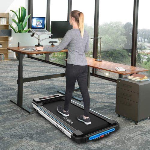 REDLIRO Under Desk Treadmill