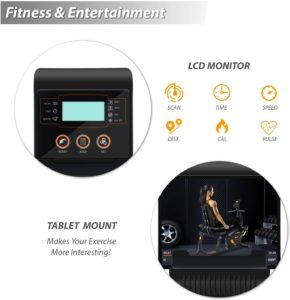jeekee recumbent bike lcd display