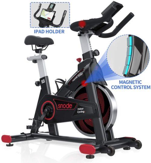 snode 8731 spin bike