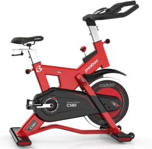 L Now Pooboo C580 Spin Bike