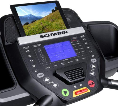 Schwinn 810 Treadmill LCD Display