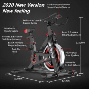 Yoleo Exercise Bikes 2020