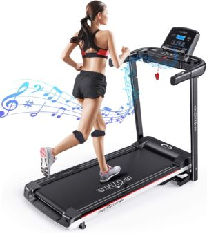 DR.GYMLEE Folding Smart Treadmill