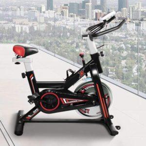 LTTROMAT Spinning Stationary Exercise Bike