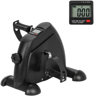 N A Under Desk Cycle Mini Exercise Bike
