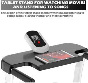 Sentuca Home 440 lbs Mechanical Manual Treadmill