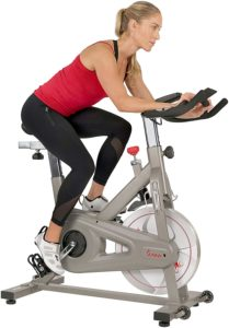 Sunny Health & Fitness Synergy Pro Magnetic Indoor Bike