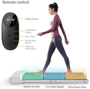 WALKINGPAD C1 Foldable Treadmill LCD Display