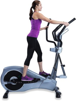 goelliptical v-450 standard stride 17-inch
