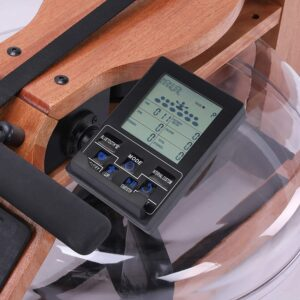 BATTIFE Water Rowing Machine LCD Display