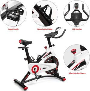 CHAOKE Indoor Spin Bike