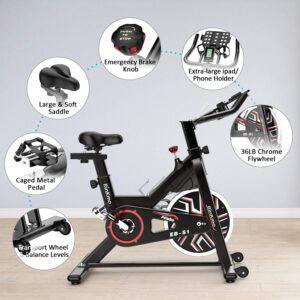 Rinkmo Indoor Spin Bike