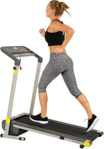 Sunny Health & Fitness SF-T7632 Space Saving Folding Treadmill