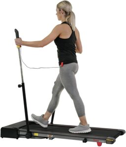 Sunny Health & Fitness SF-T7971 Slim Folding Treadmill Trekpad