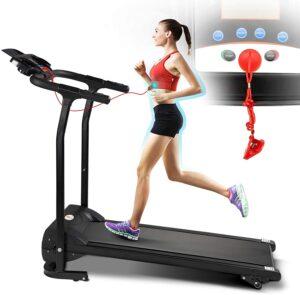 Fitnessclub Smart 2HP Electric Folding Treadmill