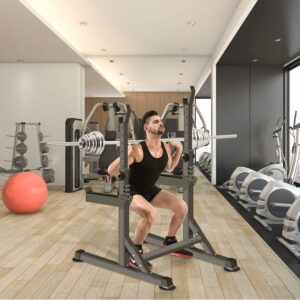 GARTIO Multi-Function Barbell Rack