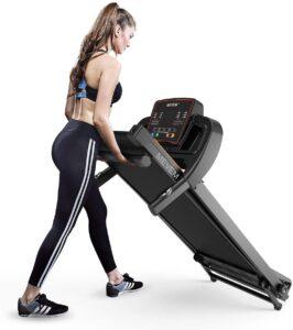MEVEM Treadmill Electric Folding