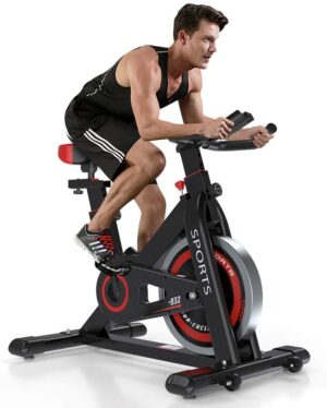 ounuo exercise bike 2020 model bidirectional flywheel