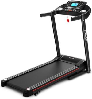 hylinco motorized folding treadmill