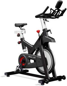 KOUZ LIVE Magnetic Exercise Bike