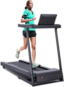 YODIMAN Folding Electric Treadmill Running Machine