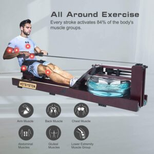 Hotsystem Water Rowing Machine