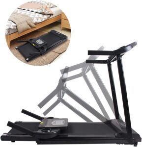 OUTDOOR DIAMOND 360AT 50'' Electric Folding Treadmill