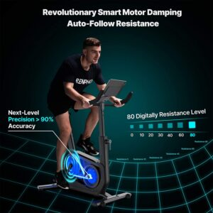 RENPHO AI-Powered Exercise Bike