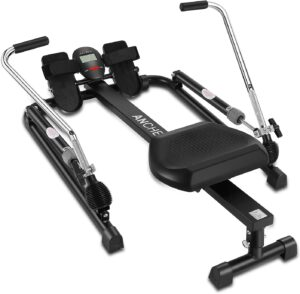 ANCHEER Hydraulic Rowing Machine