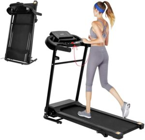 Sunseen Folding Treadmill 800w