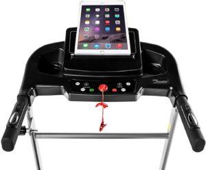 taykoo 2.25hp folding treadmill electric motorised
